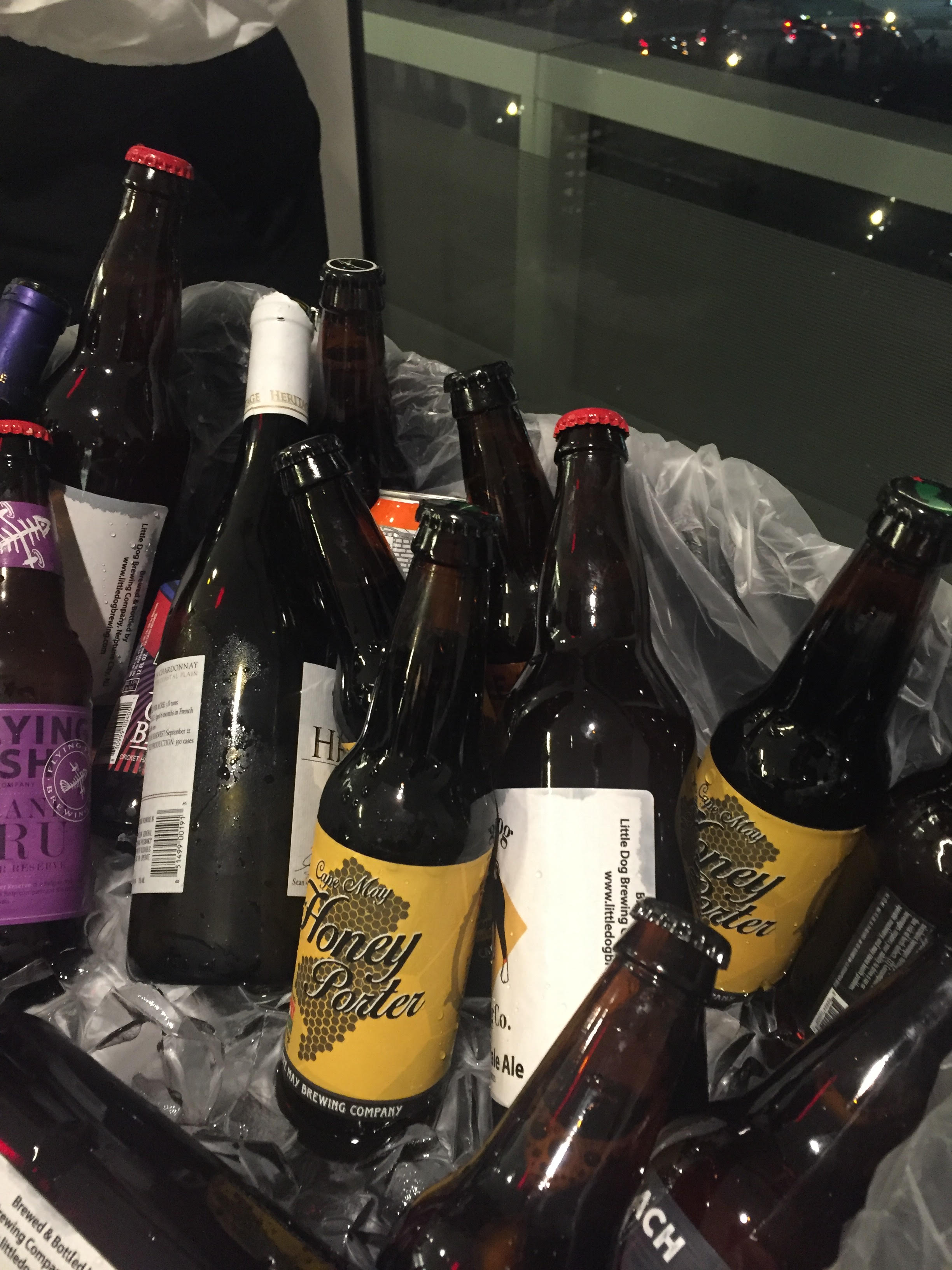 Our beer makes it to Capitol Hill, to be enjoyed by the men and women making our laws. Politicians... they're just like us.