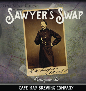 Henry Sawyer: war hero, beer muse.